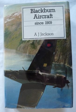 Blackburn Aircraft since 1909